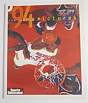 Sports Illustrated Magazine 1994 '94 Year In Pictures