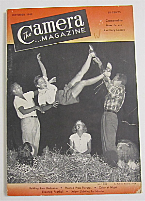 Camera Magazine October 1949 Camerette