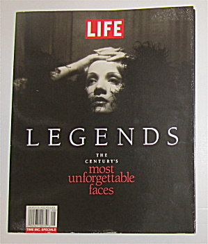 Life Legends Century's Most Unforgettable Faces 1997