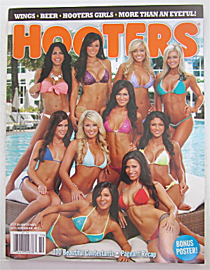 Hooters Magazine September-october 2011