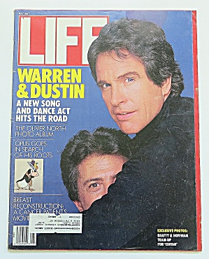 Life Magazine May 1987 Warren & Dustin