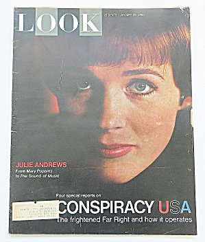 Look Magazine January 26, 1965 Conspiracy (Image1)