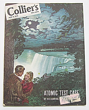Collier's Magazine June 8, 1946 Atomic Test Case