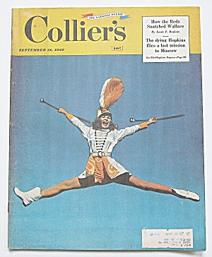 Collier's Magazine September 18, 1948 Reds Snatched