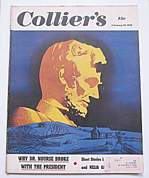 Collier's Magazine February 18, 1950 Dr. Nourse