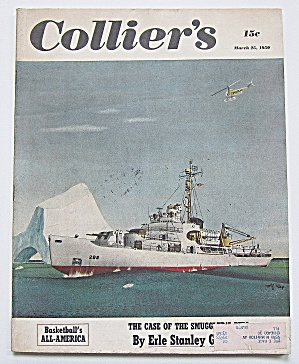 Collier's Magazine March 25, 1950 Smuggler's Bell