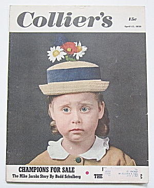 Collier's Magazine April 15, 1950 Champions For Sale