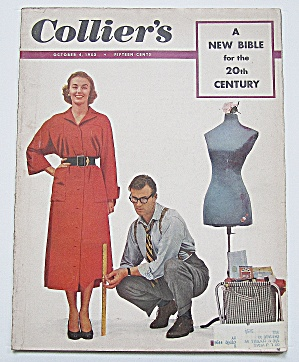 Collier's Magazine October 4, 1952 20th Century