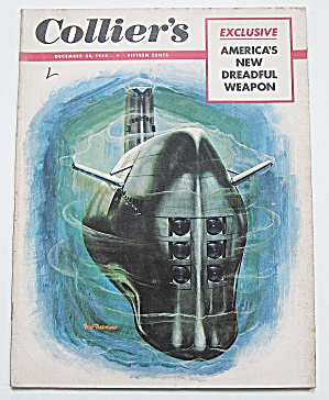 Colliers Magazine December 20 1952 America's New Weapon