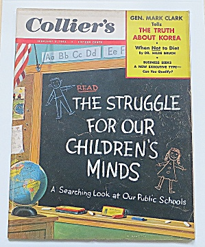 Collier's Magazine February 5, 1954 Truth About Korea