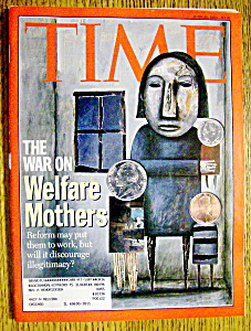 Time Magazine-June 20, 1994-Welfare Mothers (Image1)