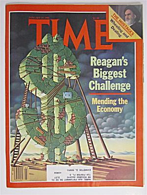 Time Magazine-January 19, 1981-Reagan's Challenge (Image1)