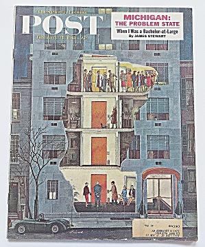 Saturday Evening Post February 25, 1961 Michigan (Image1)