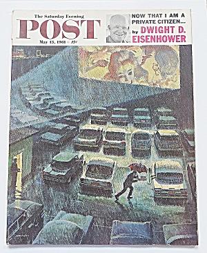 Saturday Evening Post May 13, 1961 Eisenhower (Image1)