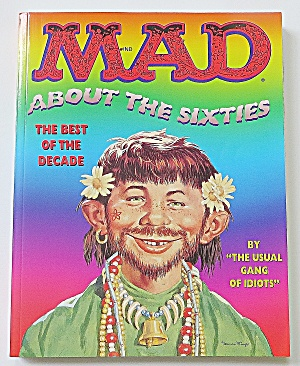 Mad Magazine 1995 Best Of The Decade-about The Sixties