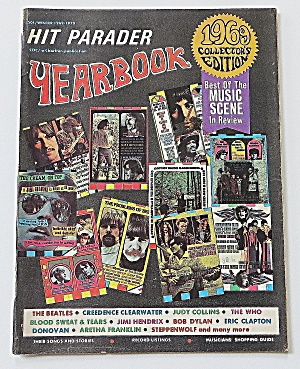 Hit Parader Winter 1969-1970 Yearbook