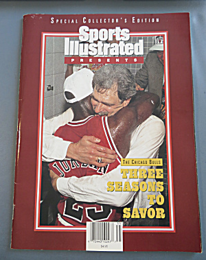 Sports Illustrated 1993 Chicago Bulls