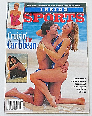 Inside Sports April 1995 Cruisin The Caribbean
