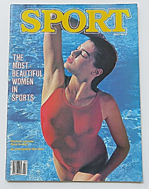 Sport Magazine March 1986 Women In Sports