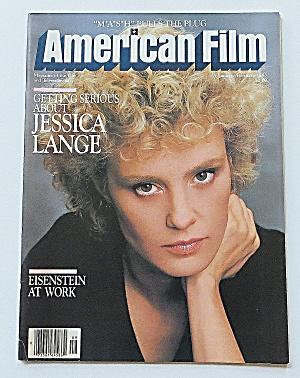 American Film January/February 1983 Jessica Lange (Image1)