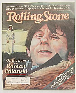 Rolling Stone April 2, 1981 Roman Polanski (Image1)