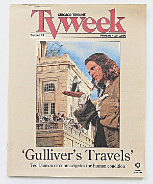 Tv Week February 4-10, 1996 Gulliver's Travels