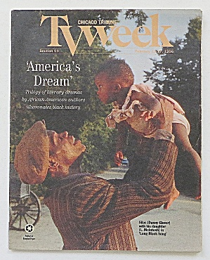 Tv Week February 11-17, 1996 America's Dream