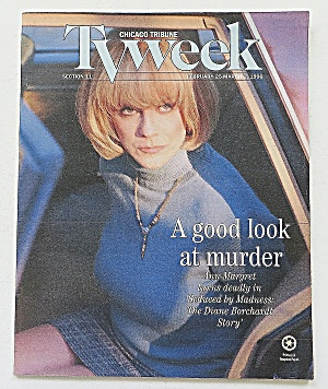 Tv Week February 25-march 2, 1996 Ann Margret