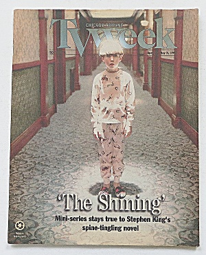 Tv Week April 27-may 3, 1997 The Shining