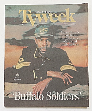Tv Week December 7-13, 1997 Buffalo Soldiers