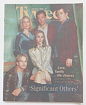 Tv Week March 8-14, 1998 Significant Others
