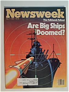Newsweek Magazine - May  17,  1982 (Image1)