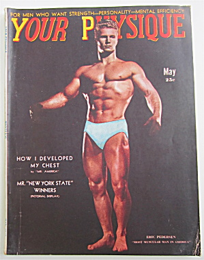 Your Physique Magazine May 1948 Eric Pedersen