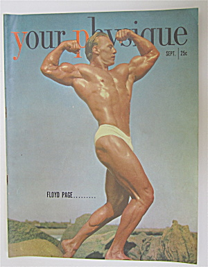 Your Physique Magazine September 1949 Floyd Page
