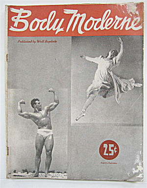 Body Moderne Magazine August/september 1947