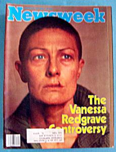 Newsweek Magazine -September 29, 1980- Vanessa Redgrave (Image1)