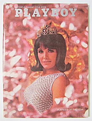 Playboy Magazine-August 1967-DeDe Lind (Image1)
