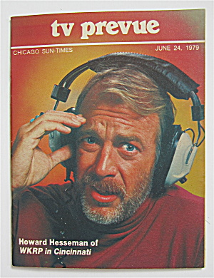 Tv Prevue June 24, 1979 Howard Hesseman
