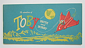 Adventures of Toby Brite Comic 1963 Brite & Bobby  (Image1)