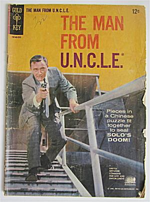The Man from U. N. C. L. E. Comic 1965  # 2 (Image1)