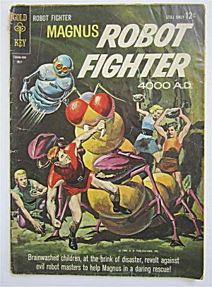 Magnus Robot Fighter Comic May 1964 Talpa  (Image1)