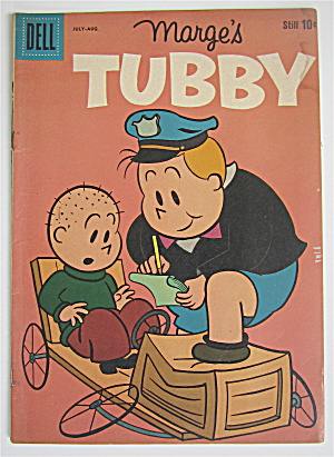 Marge's Tubby Comic July-August 1960 Toothday (Image1)