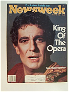 Newsweek Magazine - March 8, 1982