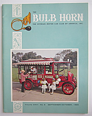 Bulb Horn Magazine September-october 1965