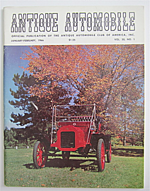Antique Automobile January-february 1966