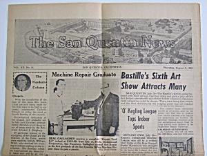 San Quentin News August 4, 1960 Vol XX No. 16 (Image1)