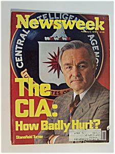 Newsweek Magazine - February  6,  1978 (Image1)