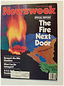 Newsweek Magazine - March  1,  1982 (Image1)