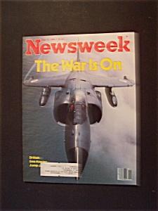 Newsweek Magazine - May  10,  1982 (Image1)