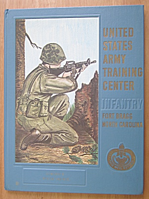 U S Army Training Center Infantry 1970 Fort Bragg